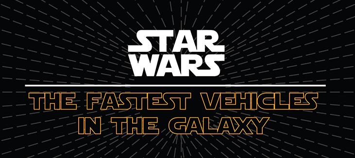 fastest star wars vehicles