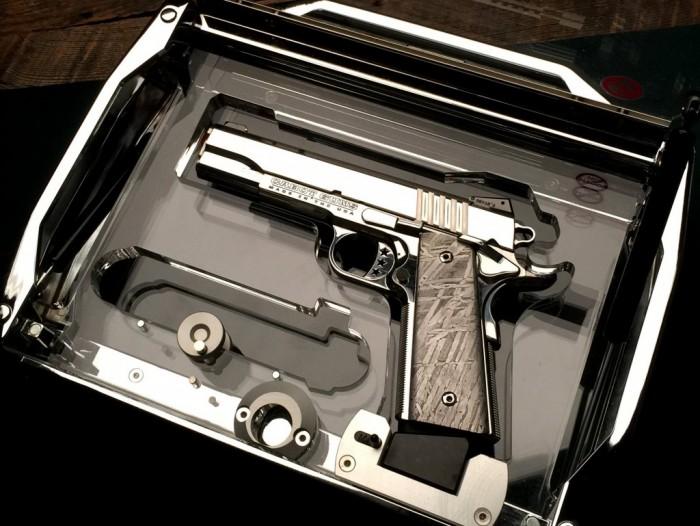meteorite dual pistols