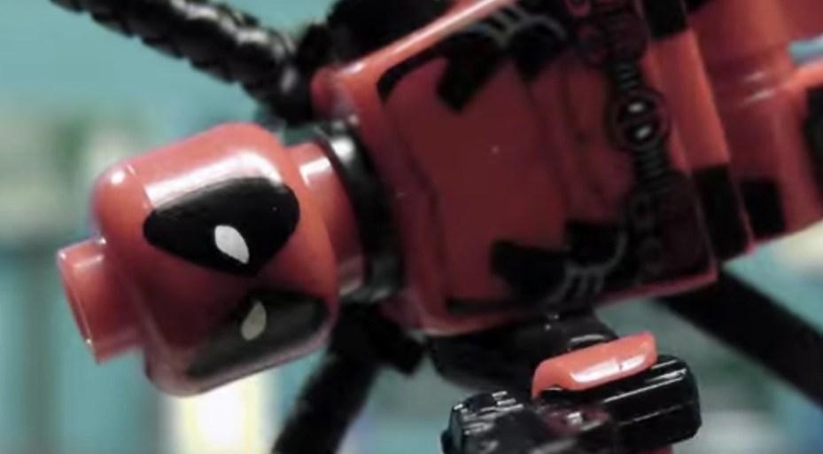 LEGO Deadpool Red Band trailer