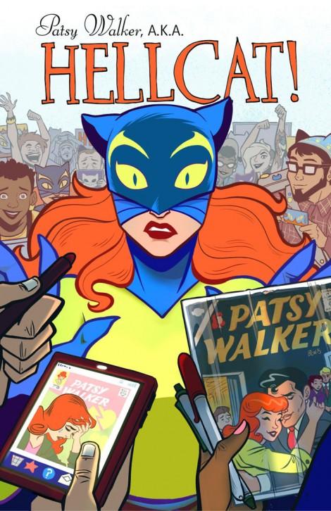Patsy Walker aka Hellcat