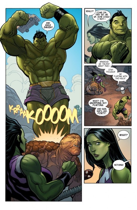 Totally Awesome Hulk