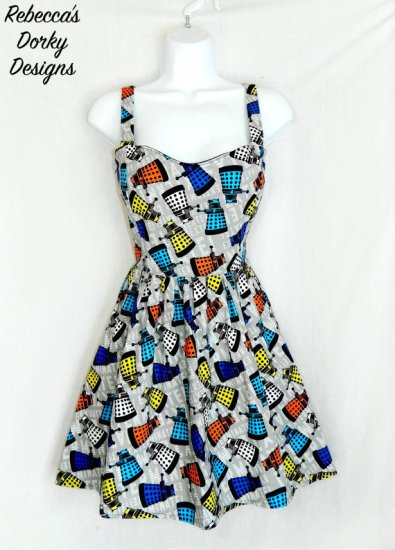 doctor who dresses