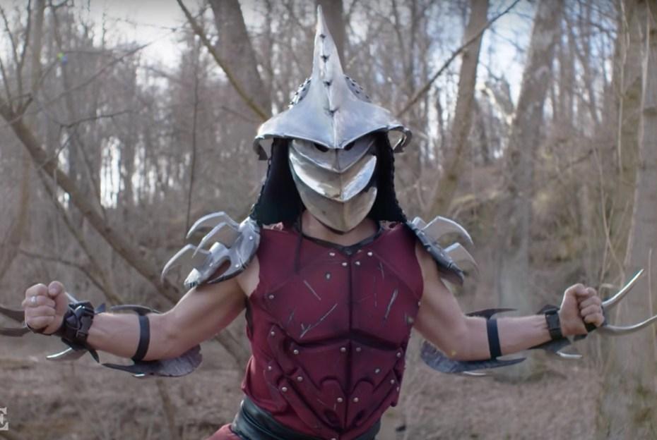 shredder helmet