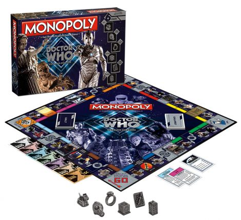geeky monopoly