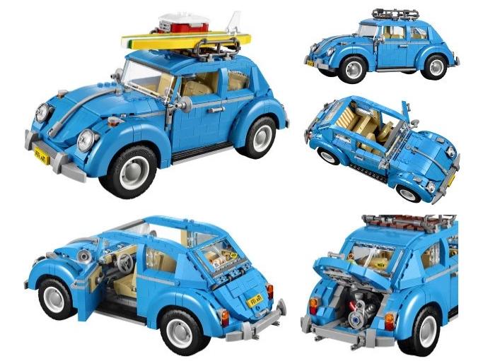 LEGO Beetle Angles