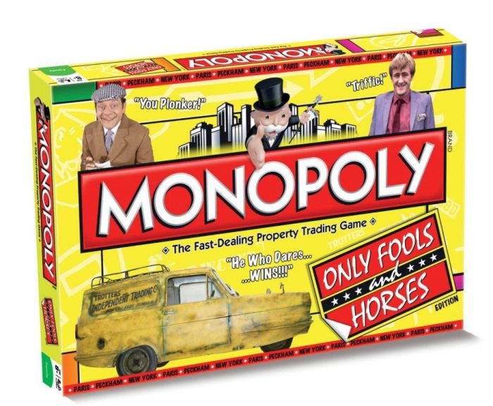 special monopoly editions