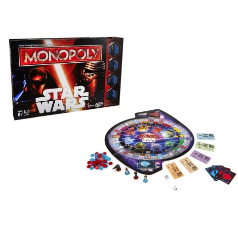 geeky Monopoly editions