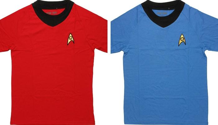 Star Trek TOS t-shirt giveaway