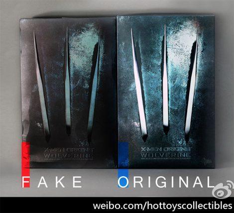 wolverine fake claws