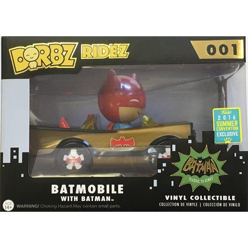 batmobile giveaway