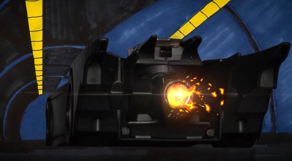 LEGO Batman stop motion