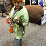 Star Wars Celebration Orlando 2017 - Endor Squirrel Girl