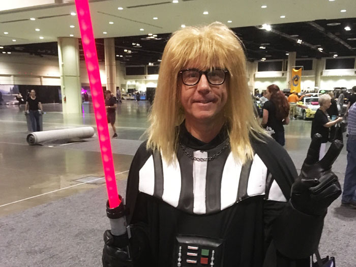Star Wars Celebration Orlando 2017 cosplay