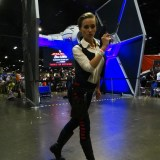 Star Wars Celebration Orlando 2017 - Han Solo TIE fighter