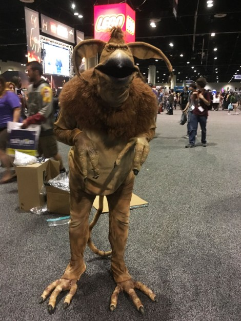 Star Wars Celebration Orlando 2017 - Salacious Crumb