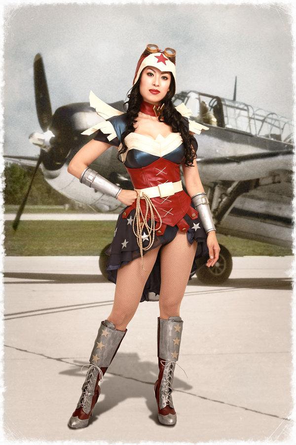 cosplay wonder woman