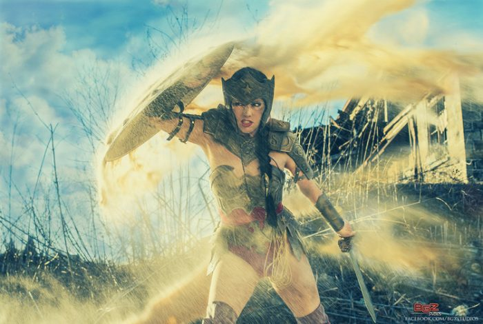 best wonder woman cosplay