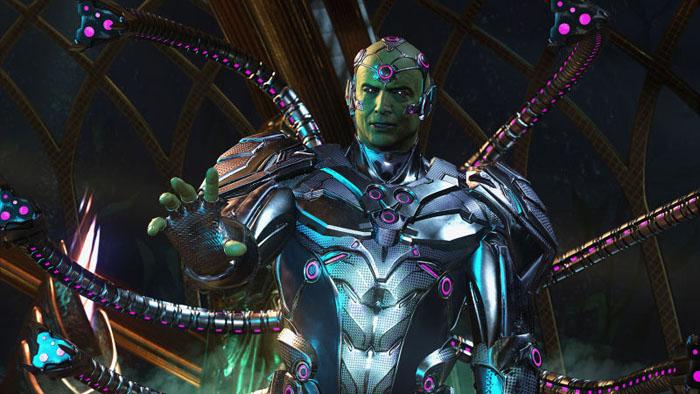 Injustice 2 Launch Trailer - Brainiac