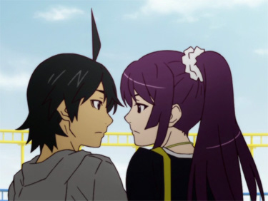 anime hair's meaning idiot hair