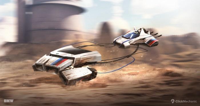 real podracers