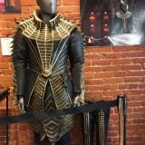 SDCC 2017 - Star Trek Discovery Klingon costume 1