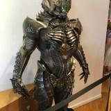 SDCC 2017 - Star Trek Discovery Klingon Torchbearer armor