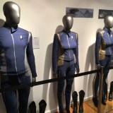 SDCC 2017 - Star Trek Discovery Starfleet uniforms 1