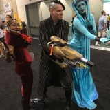 SDCC 2017 - cosplay Fifth Element
