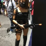SDCC 2017 - cosplay Winter Soldier