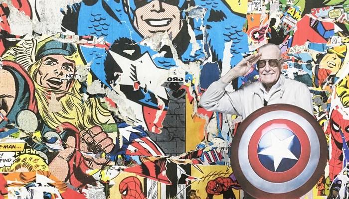 Stan Lee's LA Comic-Con 2017