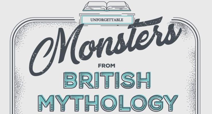 monsters from british mythology