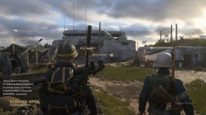 Call of Duty WW II review