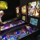 SDCC 2017 - Stern Pinball Gary Stern