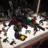 SDCC 2017 - Hasbro Transformers Trypticon transformed