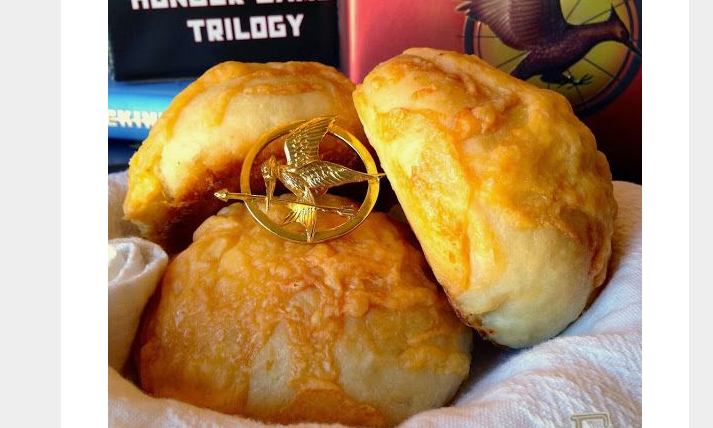 geeky foods for Thanksgiving