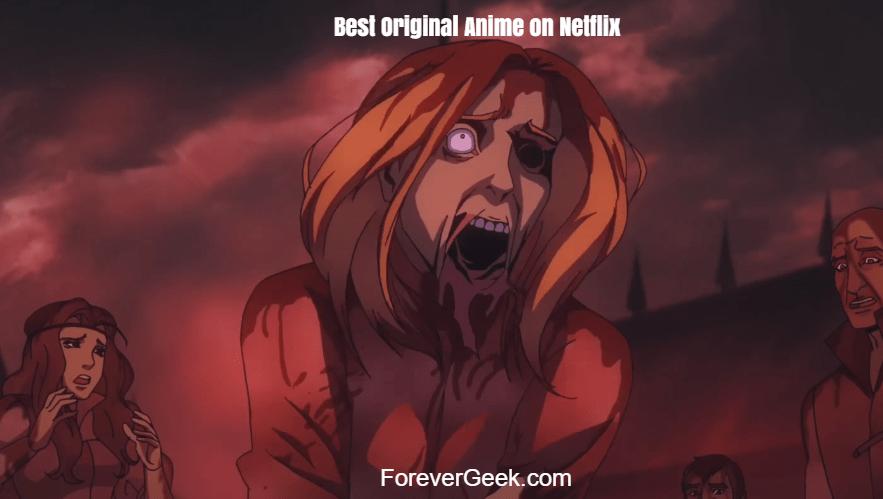 netflix original anime