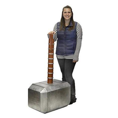 oversized foam prop thor hammer