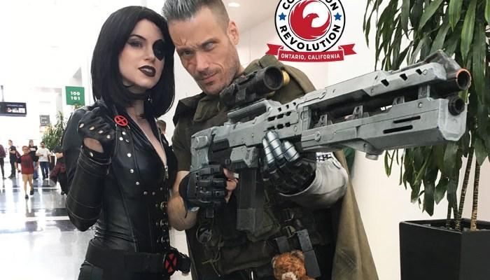 Comic-Con Revolution 2018
