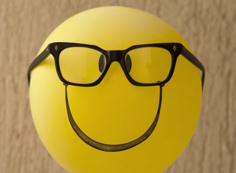 geek culture smiley face