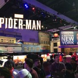 E3 2018 - Spider-Man booth