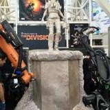 E3 2018 - Tom Clancy's The Division statue