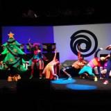 E3 2018 - Ubisoft dancers