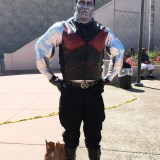 SDCC 2018 - Colossus from the X-Men