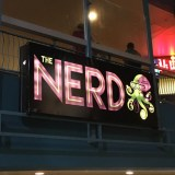 The Nerd Bar Las Vegas - sign