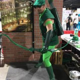 DC's Green Arrow at Long Beach Comic-Con 2018
