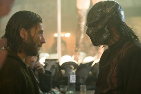Death Race: Beyond Anarchy - Zach McGowan
