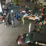 Long Beach Comic-Con 2018 custom pop culture cars
