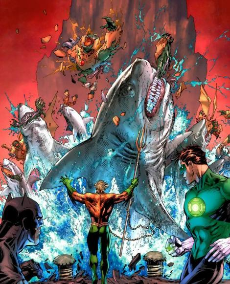 Justice League Aquaman