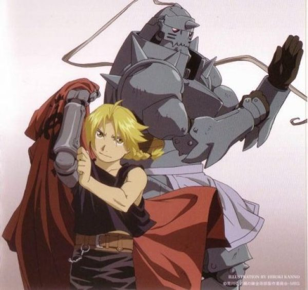 best english anime dubs Fullmetal Alchemist: Brotherhood
