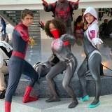 WonderCon 2019 - Spider-Man Peter and Miles, Silk, and Spider-Gwen